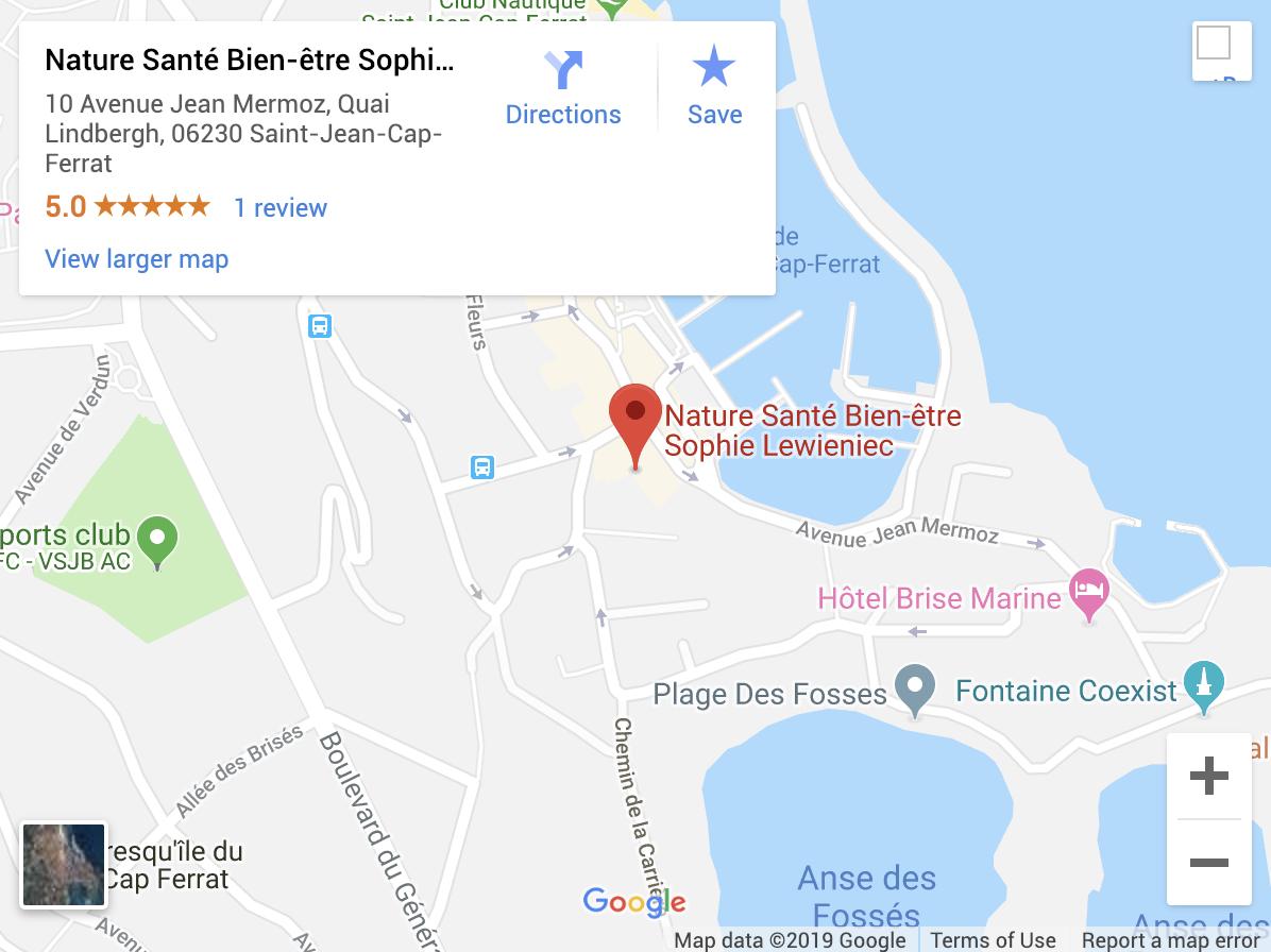 Reflexologue Global A Saint Jean Cap Ferrat